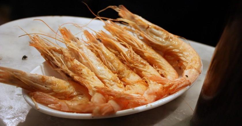 Dine like a local in Madrid     © Casa del Abuelo