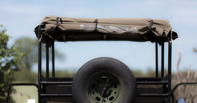 Game drives can be booked at most camps, but it's often cheaper to drive yourself
