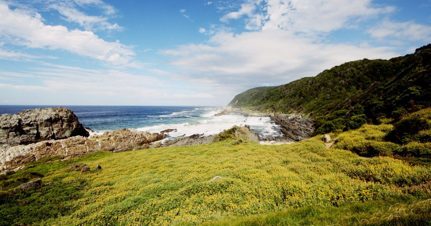 The Tsitsikamma National Park forms part of the greater, well-known Garden Route National Park   © Carina Claassens