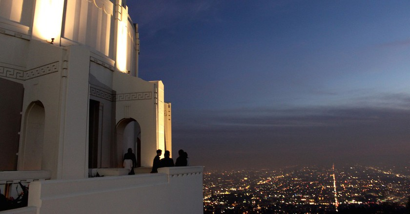 Los Angeles from Griffith Observatory|©Prayitno/Flickr