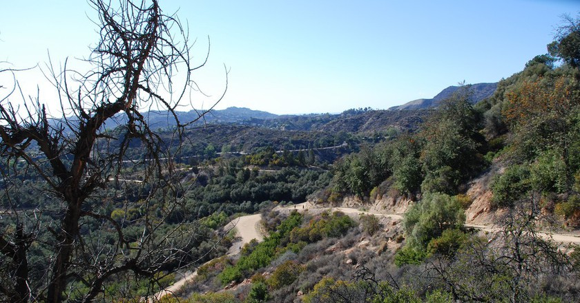 Griffith Park|©Eric Chan/Flickr