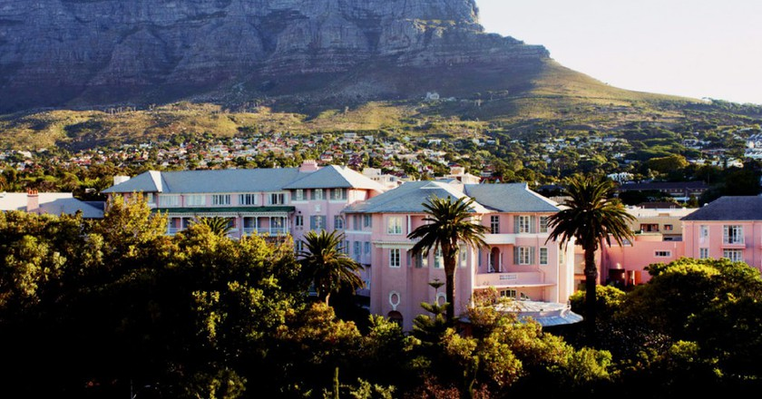 Belmond Mount Nelson Hotel has long been regarded as one Cape Town's top five-star hotels | Courtesy of Belmond Mount Nelson