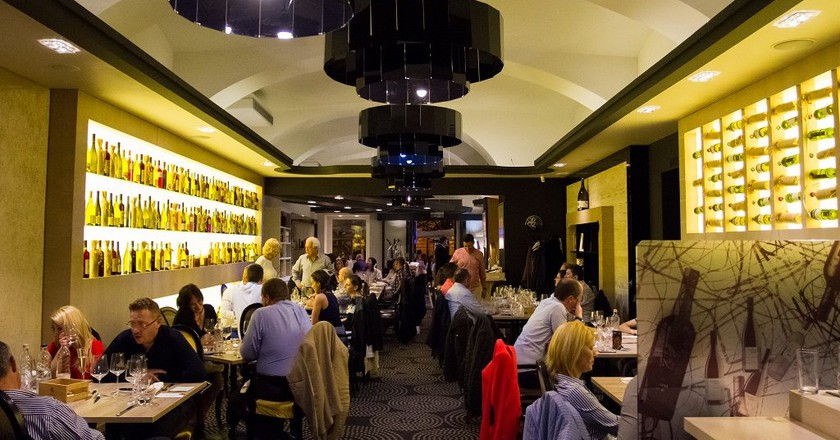 IKON Restaurant Debrecen  | Courtesy of IKON Restaurant