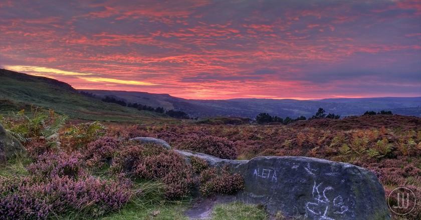 Ilkley Moor   ©  James Whitesmith / Flickr