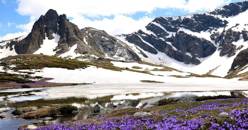 One of the Seven Rila Lakes | © Красимира Stepcho/WikiCommons