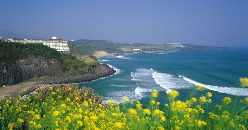 Jeju Island | © KoreaNet / Korean Culture and Information Service/Wikimedia Commons