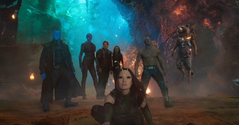 Guardians Of The Galaxy Vol. 2 | © Marvel Studios 2017
