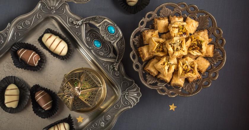 Eid food celebration | © JOAT / Shutterstock