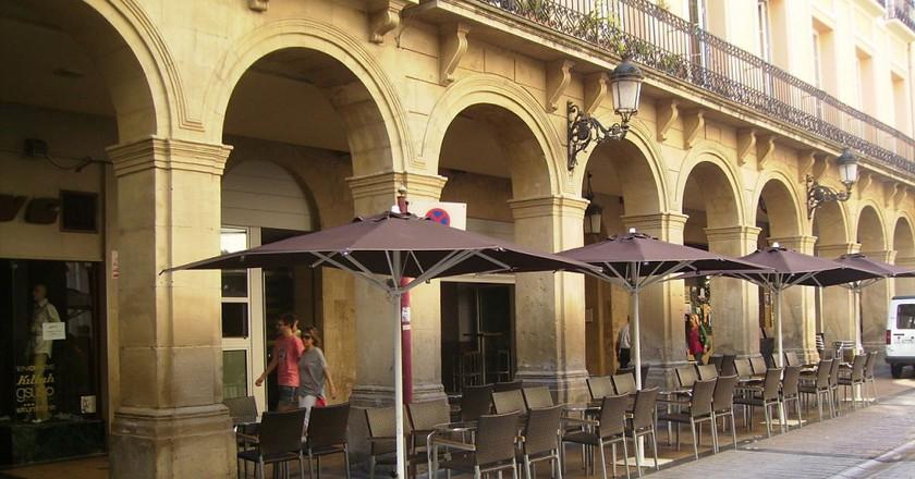 Logroño, Spain   © Hectorvm/Wikimedia Commons