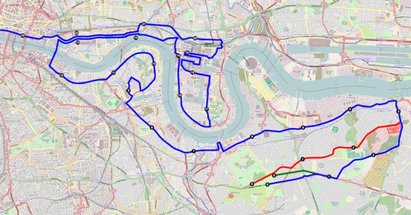 © OpenStreetMap contributors/Wikimedia