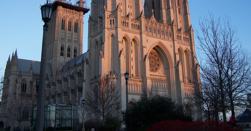 National Cathedral DC Pixabay