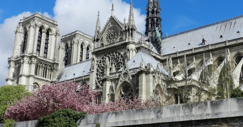 Notre-Dame from the Seine │© alexandrecosta80 / Pixabay