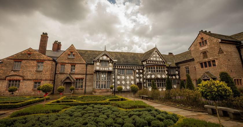 Ordsall Hall | © Michael D Beckwith / Flickr