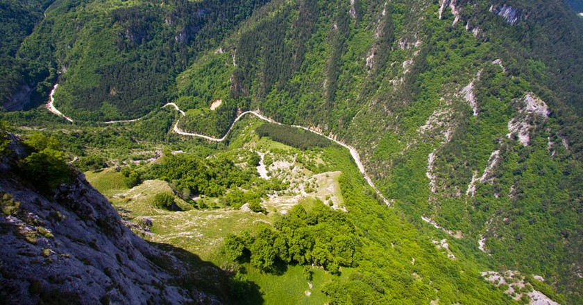 An Adventurous Road Trip Itinerary Through the Rhodope Mountains
