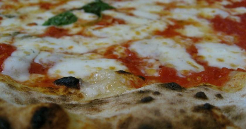 Pizza Margherita©Sami Keinänen:Flickr