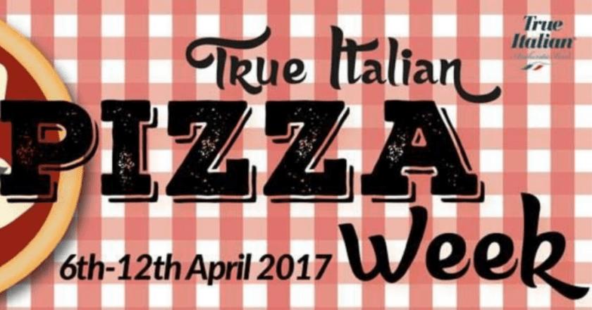 Berlin Pizza Week logo © Berlino Magazine