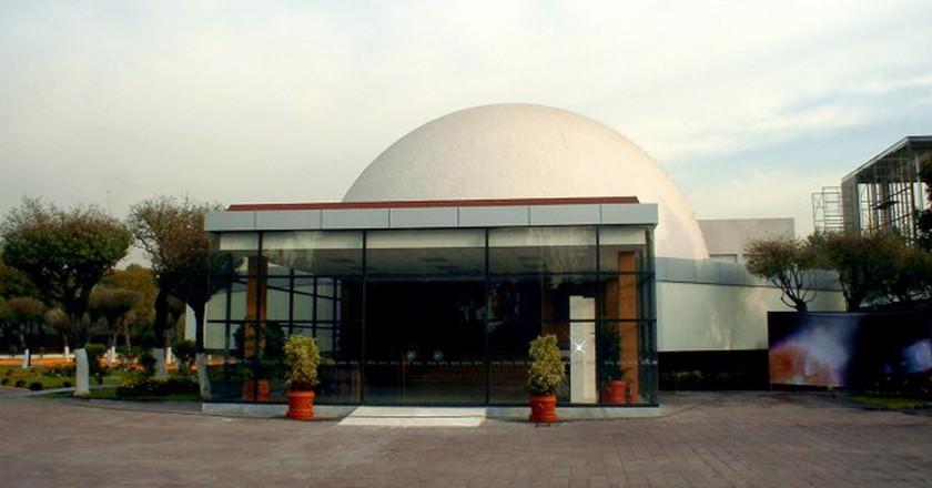Planetario Luis Enrique Erro   © JEDIKNIGHT1970 / WikiCommons