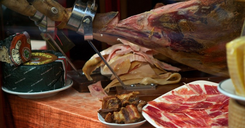 The Spanish love their food | © Escarabajo Amarillo/Madrid Destino Cultura Turismo y Negocio
