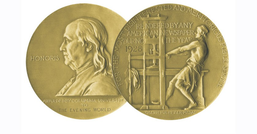 Pulitzer Medals