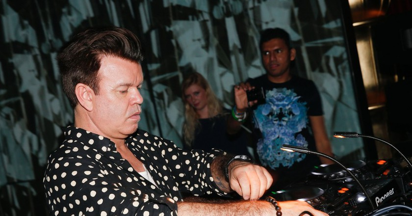 Paul Oakenfold trained for four months | © David X Prutting/BFA/REX/Shutterstock