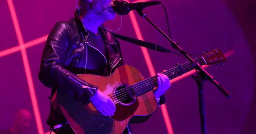 Radiohead are playing Tel Aviv | © Larry Marano/REX/Shutterstock