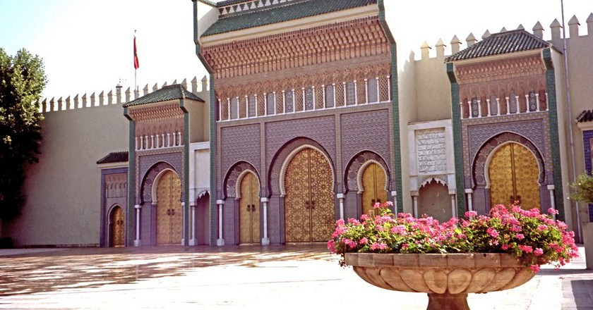 A royal palace in Morocco |© Dennis Jarvis / Flickr