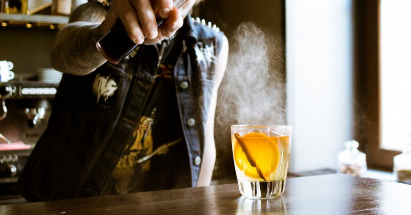 Cocktail art at its finest   © Artem Pochepetsky / Unsplash
