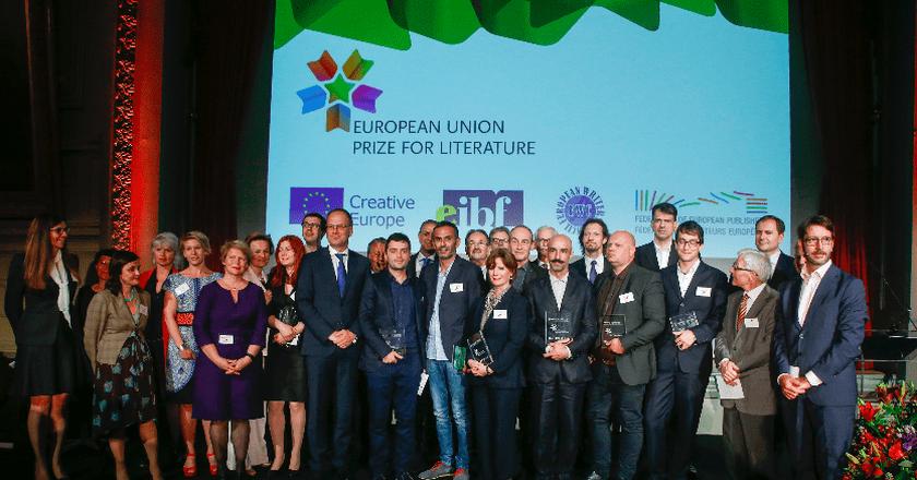 Photo courtesy of the European Union Prize
