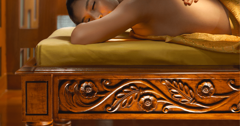 These Are The Most Extravagant Natural Spa Treatments