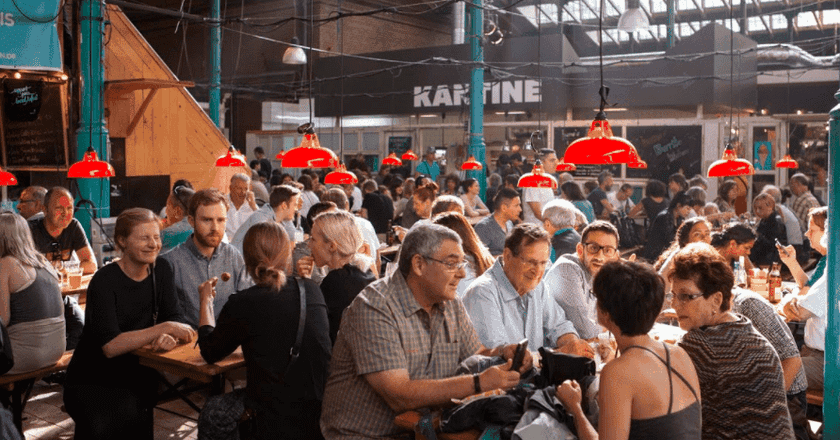 Street Food Thursday Markthalle Neun | © Markthalle Neun