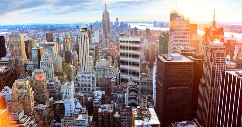 NYC  | © dibrova/Shutterstock