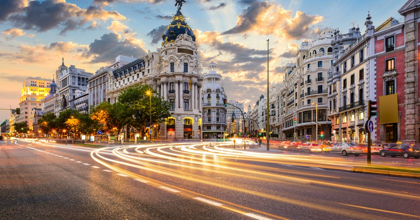 Madrid is full of incredible attractions│© Sean Pavone/Shutterstock