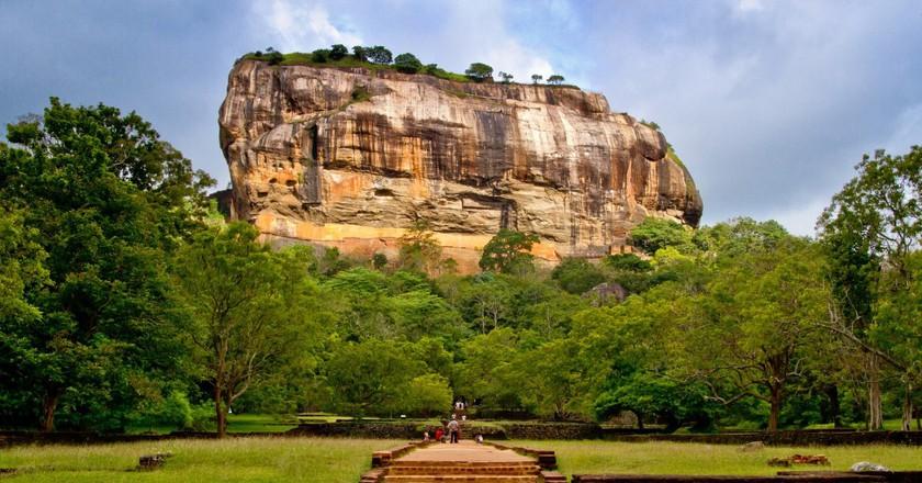 Sigiriya | ©Poswiecie / Pixabay