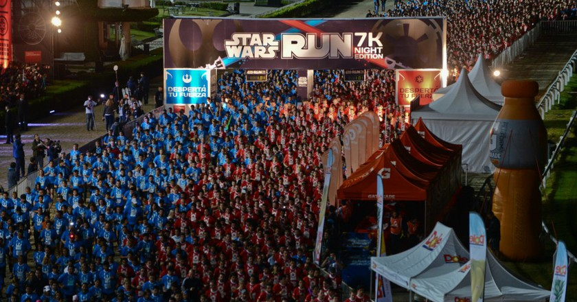 Star Wars Run 2015 - Buenos Aires |Courtesy of Asia PR Werkz and Esprimo