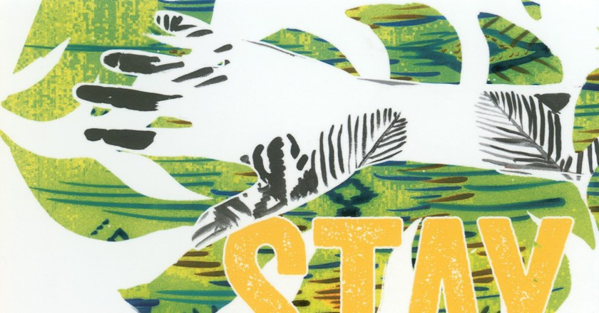From the cover of Stay With Me | Courtesy of Canongate Books