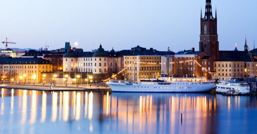 Stockholm is filled with attractions | ©Eugenijus Radlinskas /Flickr