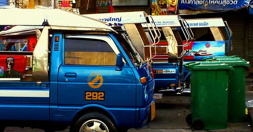 Taxi Courtesy of Pixabay