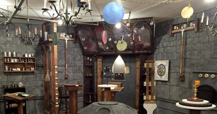 The Alchemist at Escape Room LA|Courtesy of Escape Room LA