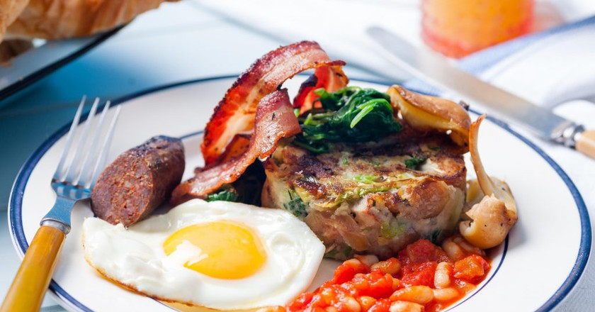 Bubble&'s bubble and squeak | © Bubble&
