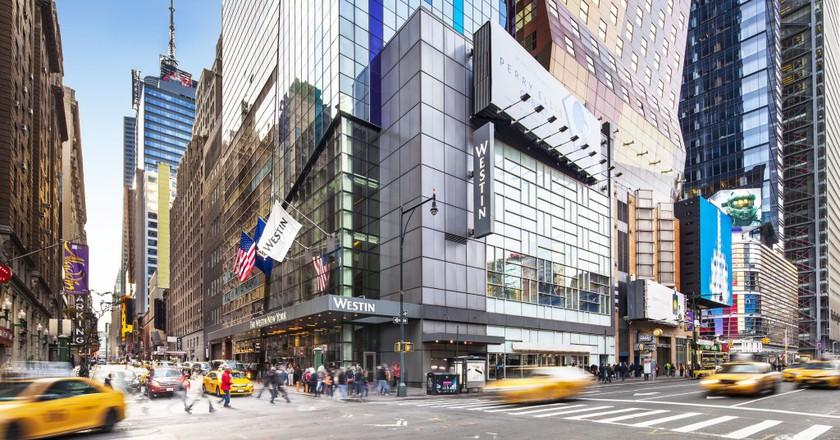 The Westin at Times Square | Courtesy of Westin
