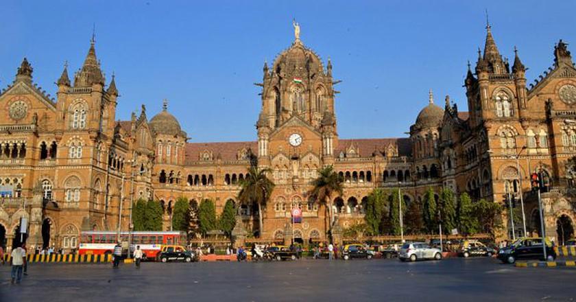 Chhatrapati Shivaji Terminus   © Anoop Ravi / WikiCommons