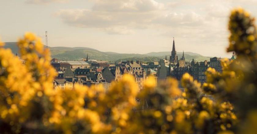 Edinburgh's Old Town   © Damián Bakarcic / Flickr