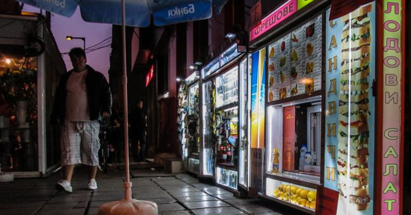 A klek shop in Sofia   © Sands and Tsunamis/Flickr
