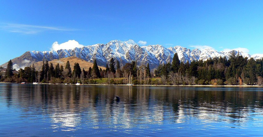 The Remarkables | © Nick Bramhall/Flickr