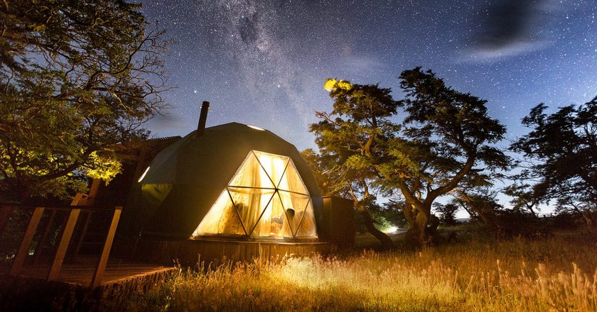Sustainable Tourism | © Courtesy of EcoCamp Patagonia