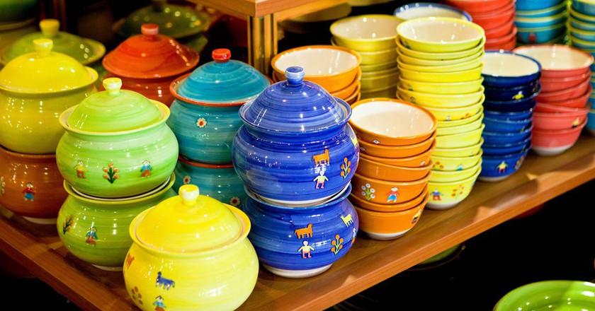"Lalejin is the ""pottery capital"" of Iran   © Ninara / Flickr"