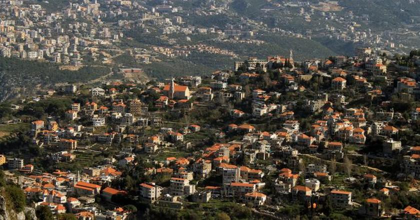 Mt. Lebanon   © Rabiem 22 /Flickr