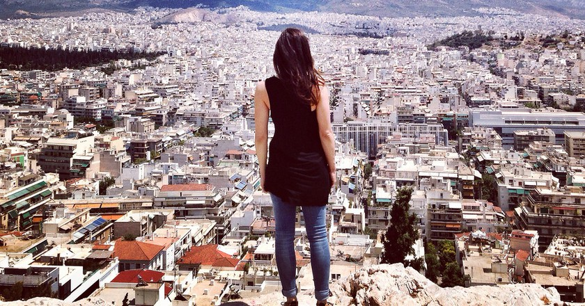 A Solo Traveller's Guide to Greece