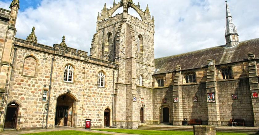 King's College, Old Aberdeen   © Verino77/Flickr