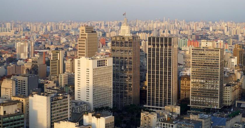 São Paulo skyline | Leandro Neumann Ciuffo/Flickr